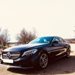 berline luxe taxi a valence